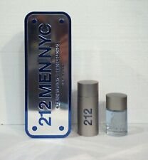 "CAROLINA HERRERA "" 212 Men NYC "" Eau de Toilette Vapo ml 100 + After Shave 100"