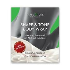 NEW Improved Firming and Shaping Contouring Patch Slimming Body wrap 5 WRAPS