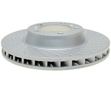 Disc Brake Rotor-Specialty - Street Performance; Coated Rotor Front Right 980824