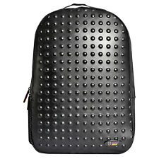 Urban junk-dot 2 dot noir 3rd dimension en relief sac à dos/sac à dos