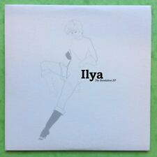 Ilya - The Revelation EP - Quattra Neon - 4 Tracks - Promo CD (CBX342)