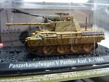 AMERCOM 1:72 Diecast model of WWII German Panther Tank