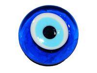 4cm Lucky Evil Eye Nazar Boncuk Fridge Magnet Turkish Greek Protection Good Luck