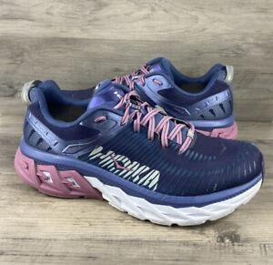 Women's Hoka One One Arahi 2 Running Shoes Size 10 Marlin Blue 1019276
