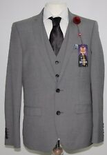 Men's Harry Brown, Grey 3pc suit (40R)... sample 1238