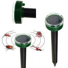 Maulwurfschreck Wühlmaus Maulwurf Solar Maulwurffalle Maulwurfstopp Vertreiber