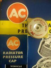 AC RS-6 RADIATOR CAP TRIUMPH 2.5PI DOLOMITE TOLEDO 1500 1300 13LB PRESSURE BADGE