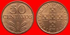 50 CENTAVOS 1973 SIN CIRCULAR PORTUGAL-0166SC