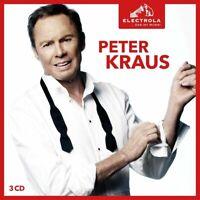 Peter Kraus - Electrola...das Ist Musik! CD NEU OVP