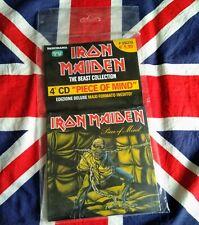 "IRON MAIDEN - 7""Digipak CD with blister - MONDADORI Italy - The Beast Collection"