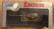 Dragon Armor KINGTIGER W/zimmerit Ohrdruf Training 1944 1:72 60105