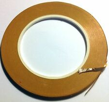 """Ga 5/32"""" inch Silver Backed Copper Foil 100' Roll 1.25ml for Stained Glass Ff1S"""