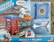 Thomas the Train and Friends Track Master Harold's Helipad Fisher-Price 2015