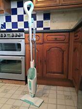 Shark 1050W Corded Steam Mop - White/Mint Green (S1000UK)