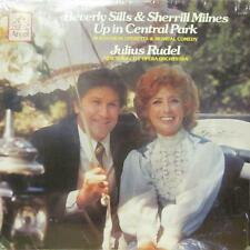 Beverly Sills & Sherrill Miles(Vinyl LP)Up In Central Park-NM/NM