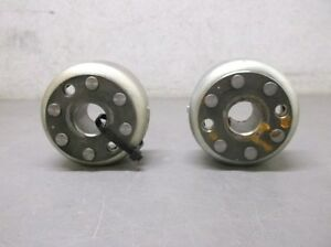 Two Used Magnetic Flywheels for a 2005 Husqvarna 250TC