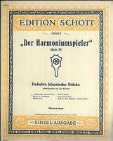 P. Tschaikowsky ~ Canson Triste, Op. 40 No. 2 ~ Harmonium. alt, übergroß