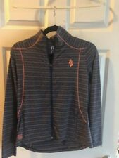 Kate Lord Performance Women's Golf Jacket Space Dye full zip Medium