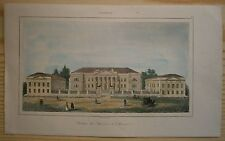 1838 print ARMENIAN COLLEGE, MOSCOW, RUSSIA (#26)