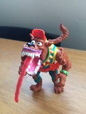 JUNKYARD DOG - Toxic Crusader 1991 - RARE Troma Inc. Playmates Toys TMNT