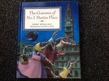 The Goannas of No 1 Martin Place Vicki Steggall, hardcover ABC book illustrated