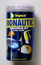 TROPICAL Bionautic granulé 500ml Nourriture complète pour poissons d'eau salée