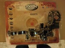 Axion Archery Glx 7 Gridlock Micro Black Aaa-1607B