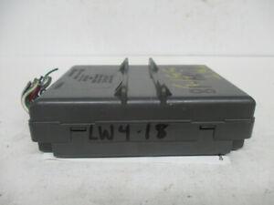 LW04-18 OEM 2001-2005 GS300 RIGHT PASSENGER MULTIPLEX CONTROL COMPUTER MODULE