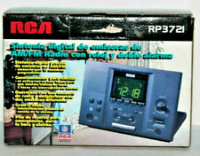 Mib Rca Digital Am/Pm Tuning Dual Wake Clock Radio - Model Rp3721
