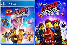 Lego Movie 2 Game and Film Double Pack PS4 Video Game - NEW