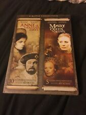 Anne of the Thousand Days/Mary, Queen of Scots (DVD, 2007, 2-Disc Set) L1