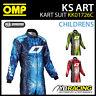 Go kart Race Suit OMP