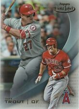 2016 Topps Gold Label Mike Trout Class 3