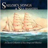 Sailor's Songs And Sea Shanties - Various (NEW CD)