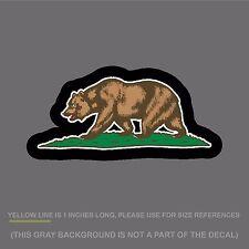 "Cali Bear Sticker Decal California Bear 5"" #DigiPrint (CaliBearFC)"