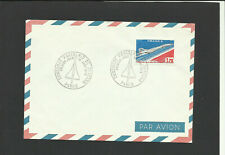 Stamp 1976 France Fdc Paris-Rio de Janeiro Concorde Pictorial Airmail Cover