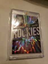 Bubba Wallace 2018 Panini The National Rookie card #124 2/5
