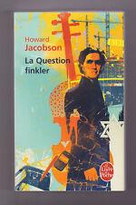 La question Finkler Howard JACOBSON