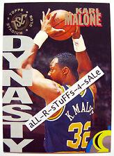 1994-95 Topps TSC Stadium Club KARL MALONE Dynasty HOF Utah Jazz MAILMAN #2A