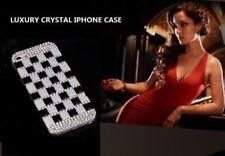 Étuis, housses et coques noir en acrylique pour téléphone mobile et assistant personnel (PDA) Apple