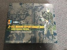 "Dragon 1/6 Scale 12"" US Marine Expeditionary Unit Molle & Marpat MCUU MEU John"