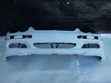 2002-2004 Mercedes Benz C-Class C230 C320 Front Bumper Cover - WHITE