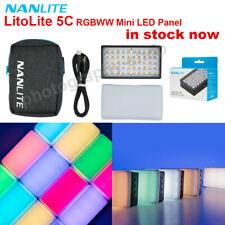 Nanlite LitoLite 5C RGB 2700-7500K Portable Mini LED Video Light Type-C Charging