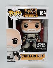 Funko POP! Star Wars Series CAPTAIN REX #164 Vinyl Smuggler's Bounty Exclusive