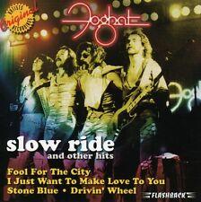 Foghat - Slow Ride & Other Hits [New CD]