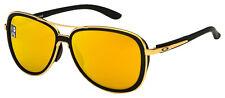Oakley Split Time Womens Sunglasses OO4129-0358 Velvet Black | 24K Iridium Lens