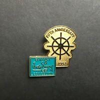 WDCC - 5th Anniversary - 1992 / Ships Wheel Disney Pin 316