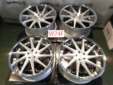 "22"" AZAD AZ23 Chrome Lip Concave Mercedes 2007+ S400 S550 S63 S65 Wheels W74F"