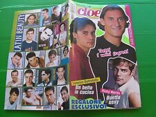 cioè 2001 francesco totti eminem robbie williams marilin manson stadio jenny