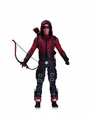 """2015 DC DIRECT COLLECTIBLES ARROW CW TV SHOW ARSENAL 6"""" ACTION FIGURE MIB"""